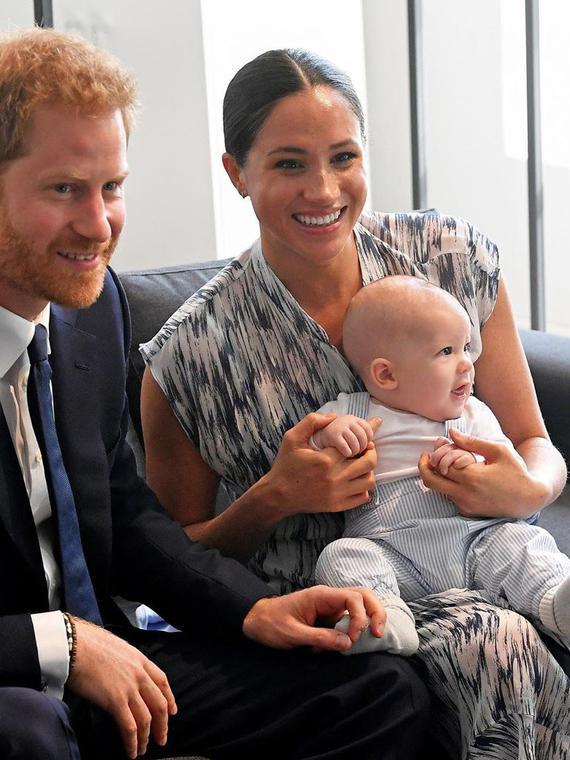 Salt: главное здесь, остальное по вкусу - Меган Маркл и принц Гарри уже задумались о втором ребенке