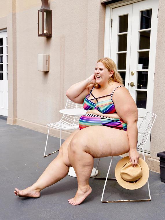 Salt: главное здесь, остальное по вкусу - Gillette показал рекламу с моделью плюс-сайз — бренд раскритиковали за «пропаганду ожирения»