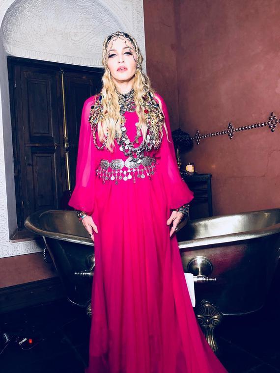 Salt: главное здесь, остальное по вкусу - Мадонна выступит на «Евровидении-2019»