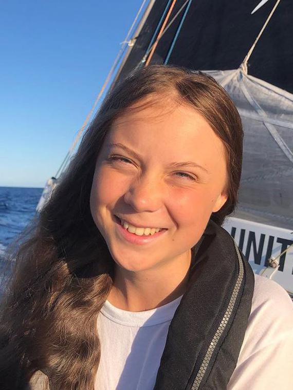 Salt: главное здесь, остальное по вкусу - Грета Тунберг возвращается в Европу из США — она пересечет Атлантику на катамаране