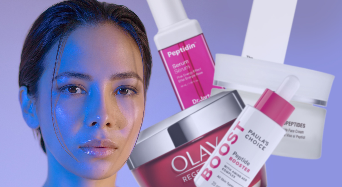 Salt: главное здесь, остальное по вкусу - Пептиды в косметике: чем они полезны для кожи и в чем подвох
