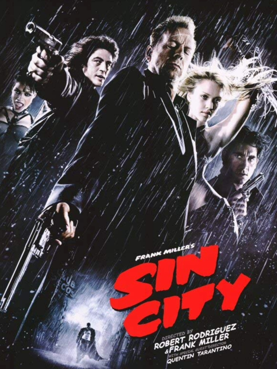 Salt: главное здесь, остальное по вкусу - По «Городу грехов» снимут сериал