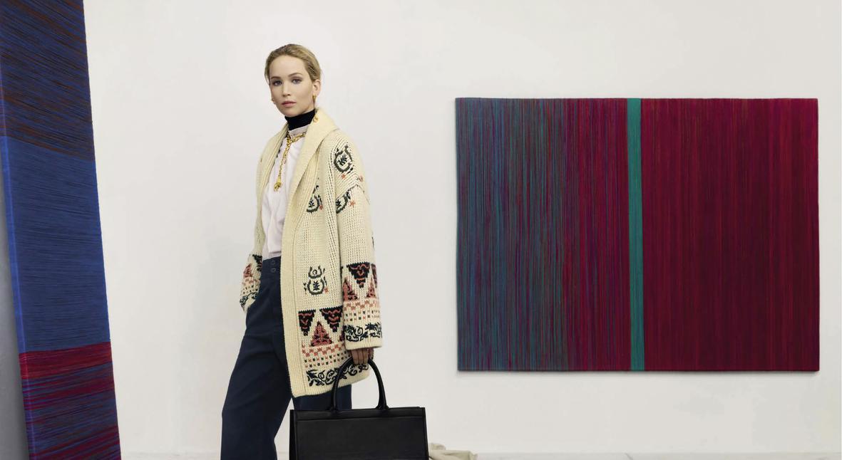 Salt: главное здесь, остальное по вкусу - Снова Мексика: Дженнифер Лоуренс снялась для новой рекламы Dior