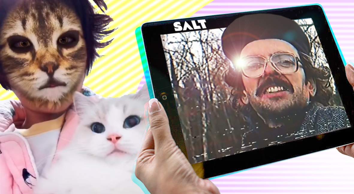 Salt: главное здесь, остальное по вкусу - Сиди и смотри: 10 странных и смешных видео недели