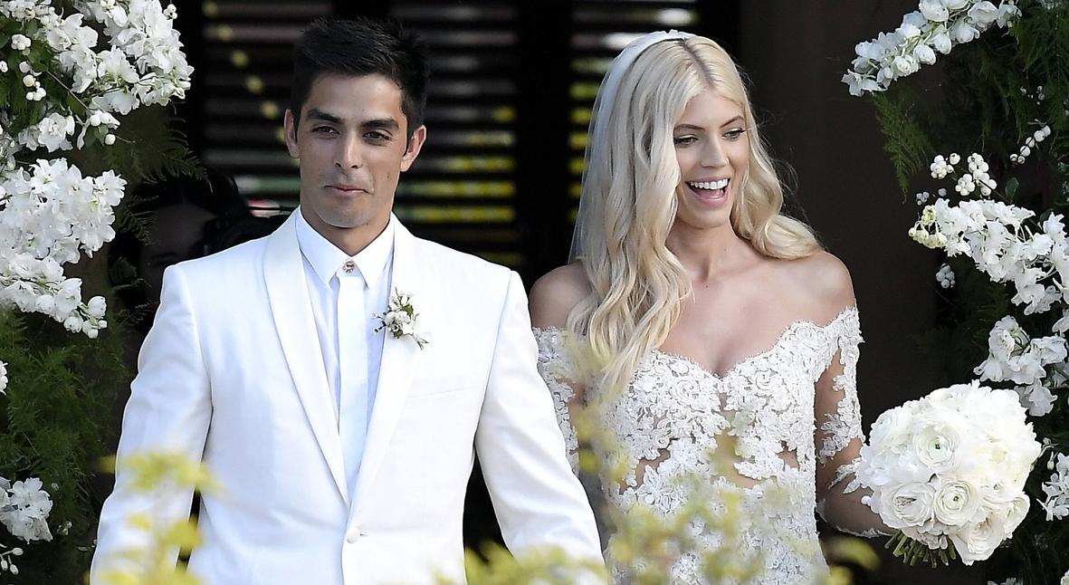 Salt: главное здесь, остальное по вкусу - Свадьба на острове: модель Victoria's Secret Девон Виндзор вышла замуж