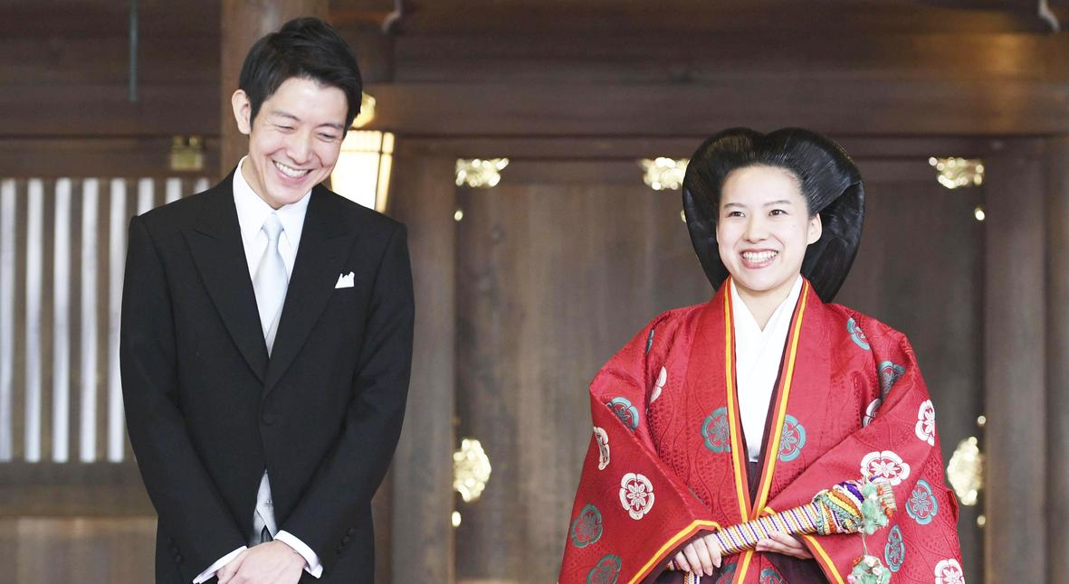 Salt: главное здесь, остальное по вкусу - Бывшая принцесса Японии Аяко впервые стала мамой