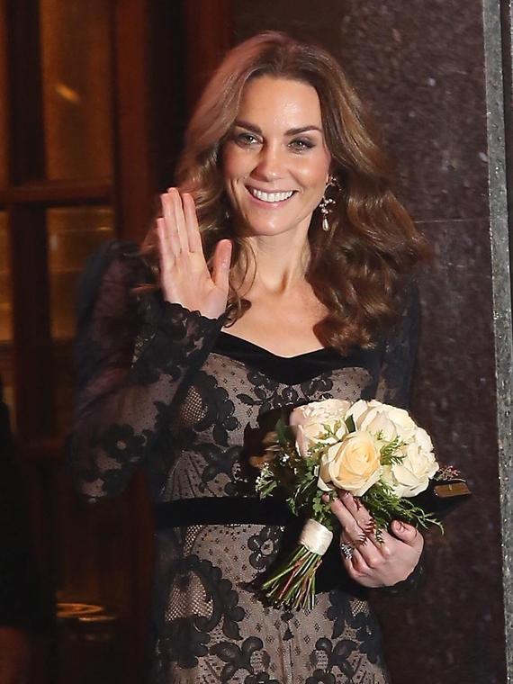 Salt: главное здесь, остальное по вкусу - Кейт Миддлтон и принц Уильям посетили благотворительное шоу Royal Variety Performance