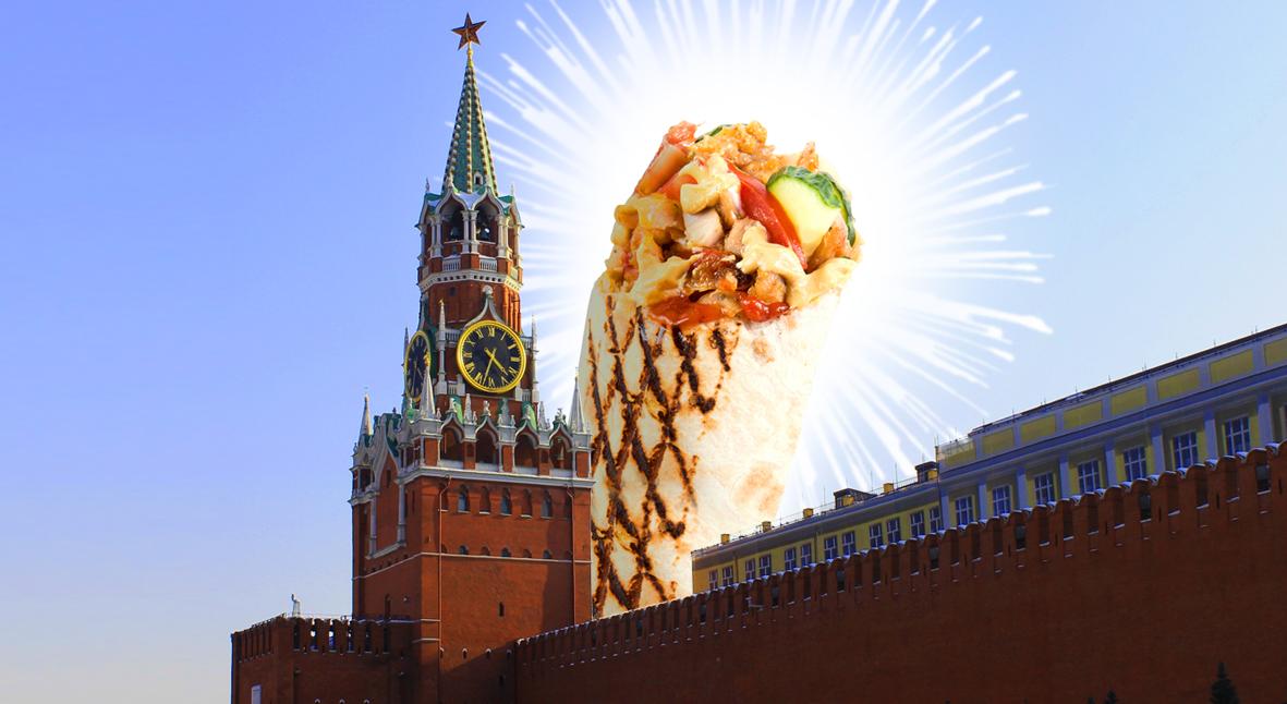 Salt: главное здесь, остальное по вкусу - И все-таки она вертится: лучшая авторская шаурма в Москве