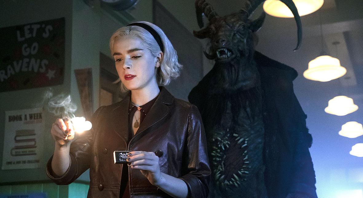 Salt: главное здесь, остальное по вкусу - Ведьмы возвращаются: трейлер второго сезона «Леденящих душу приключений Сабрины»