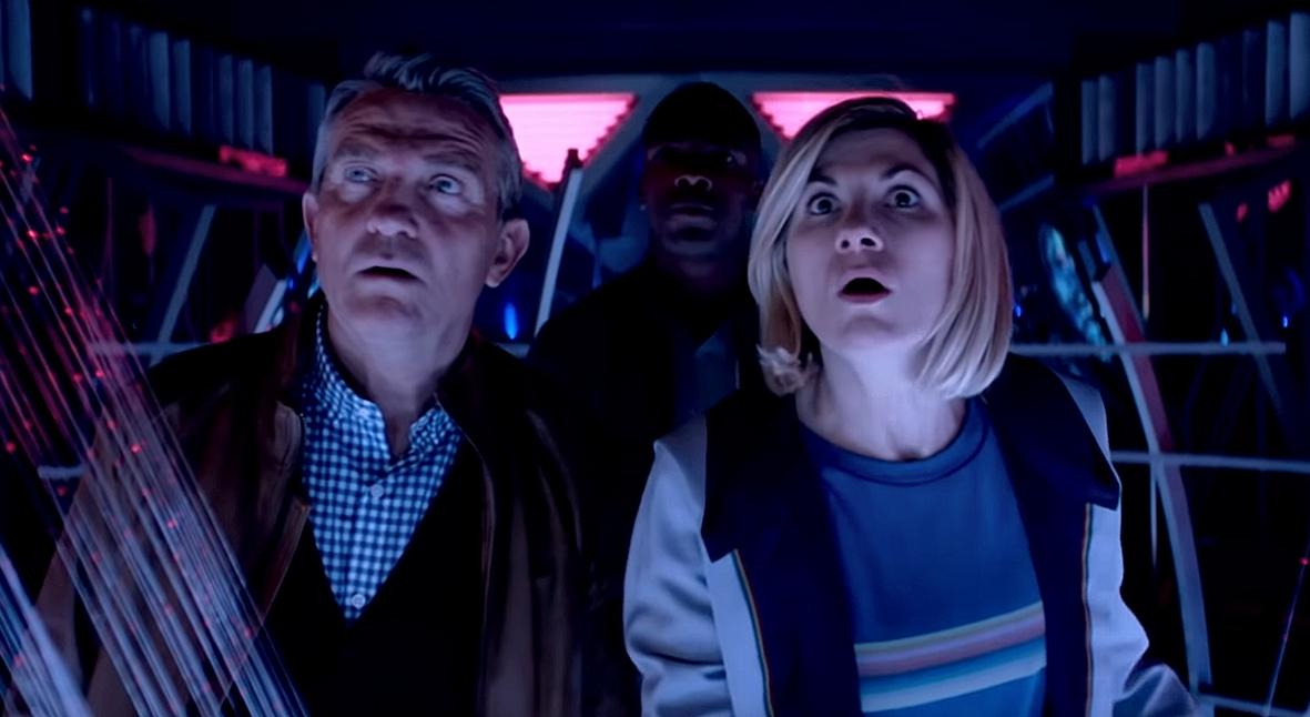 Salt: главное здесь, остальное по вкусу - Вышел первый трейлер 12 сезона «Доктора Кто» со Стивеном Фраем