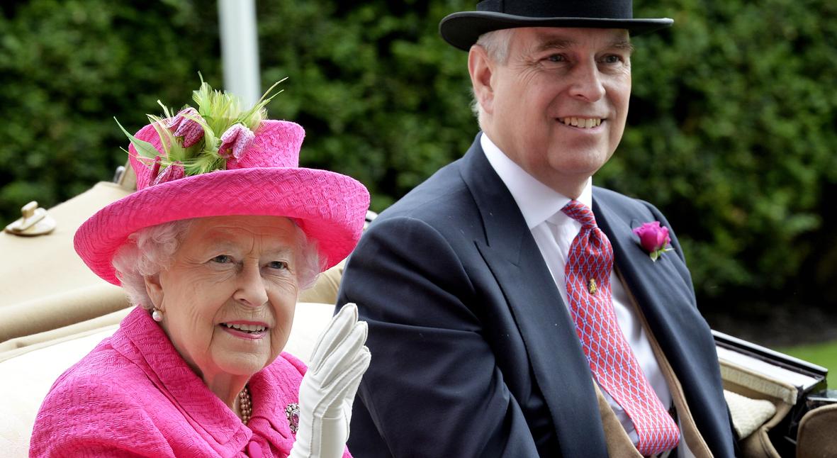 Salt: главное здесь, остальное по вкусу - Елизавета II отменила вечеринку, посвященную 60-летию принца Эндрю