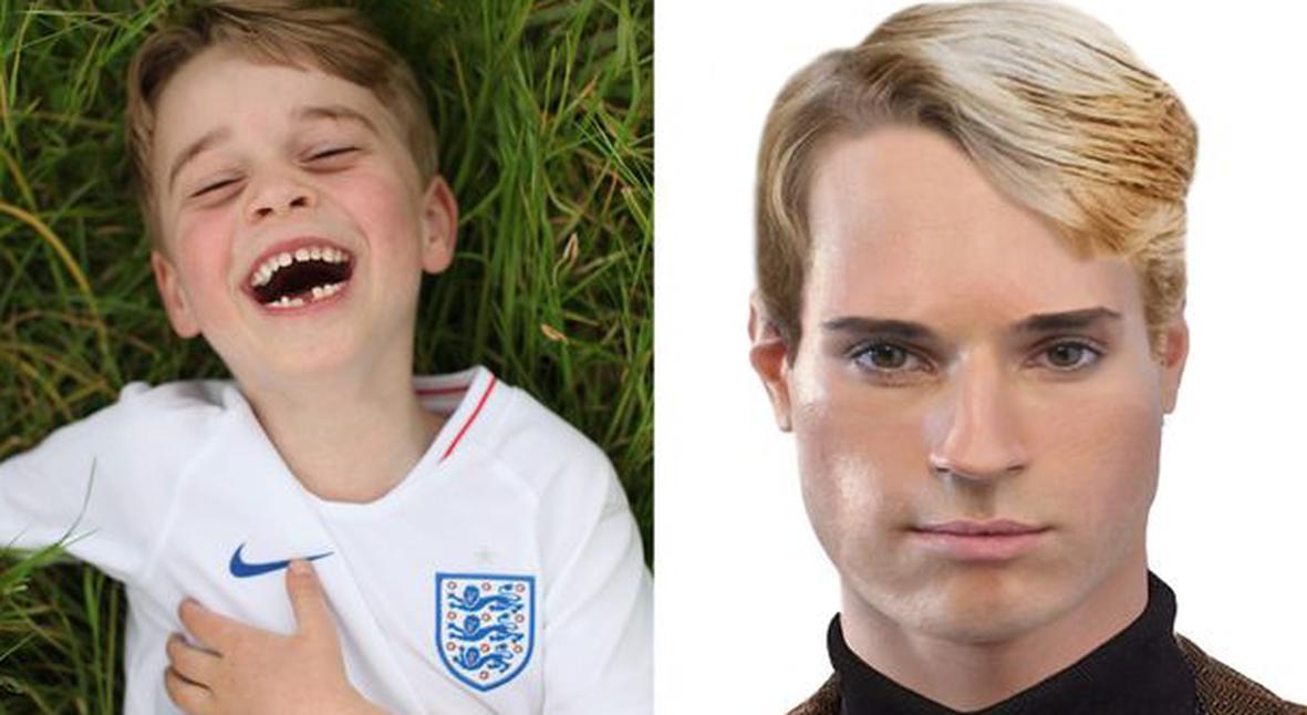 Salt: главное здесь, остальное по вкусу - Британцы показали, как будут выглядеть дети Кейт Миддлтон и Меган Маркл через 20 лет