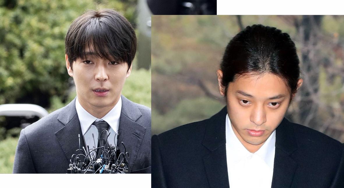 Salt: главное здесь, остальное по вкусу - Двух звезд K-pop приговорили к тюремному заключению за групповые изнасилования