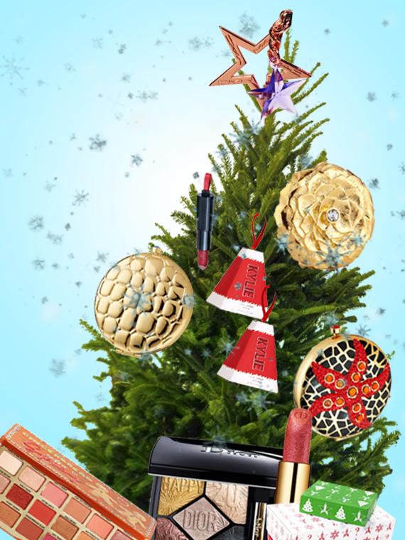 Salt: главное здесь, остальное по вкусу - Блестки, барокко и имбирные пряники: 9 праздничных коллекций косметики