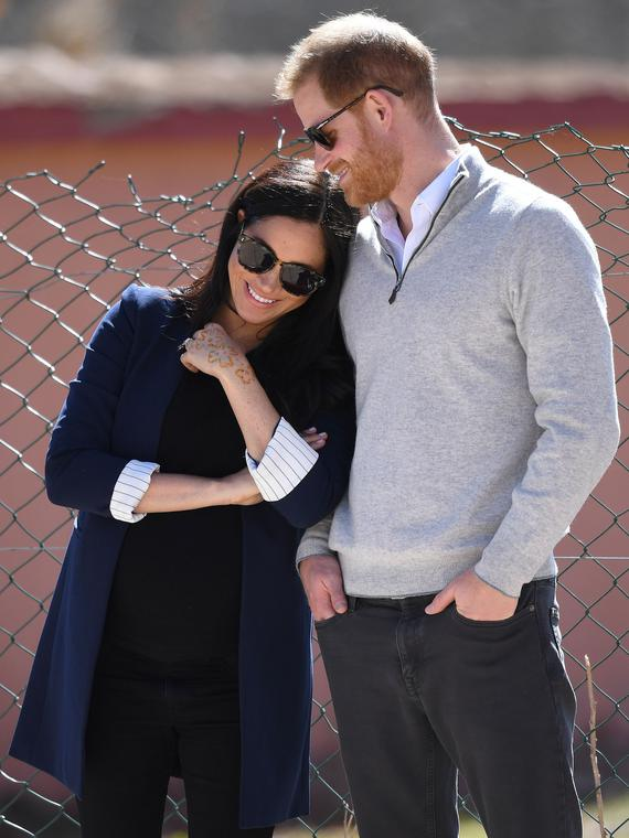 Salt: главное здесь, остальное по вкусу - Меган Маркл и принц Гарри решили сделать рождение ребенка «приватным»