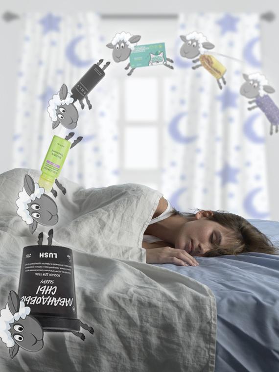 Salt: главное здесь, остальное по вкусу - Наука сна: 9 бьюти-средств, которые помогут заснуть