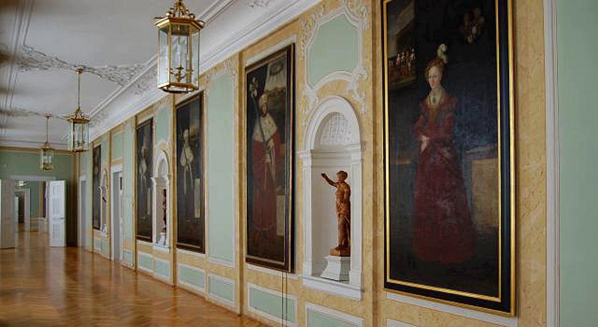 Salt: главное здесь, остальное по вкусу - Пять украденных картин великих мастеров вернули в музей Германии