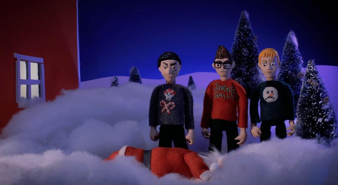 Salt: главное здесь, остальное по вкусу - Blink-182 выпустили «нетипичную» рождественскую песню