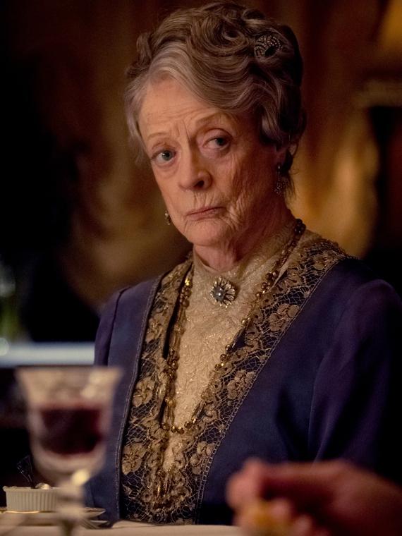 Salt: главное здесь, остальное по вкусу - Мэгги Смит не очень довольна своими ролями в «Гарри Поттере» и «Аббатстве Даунтон»