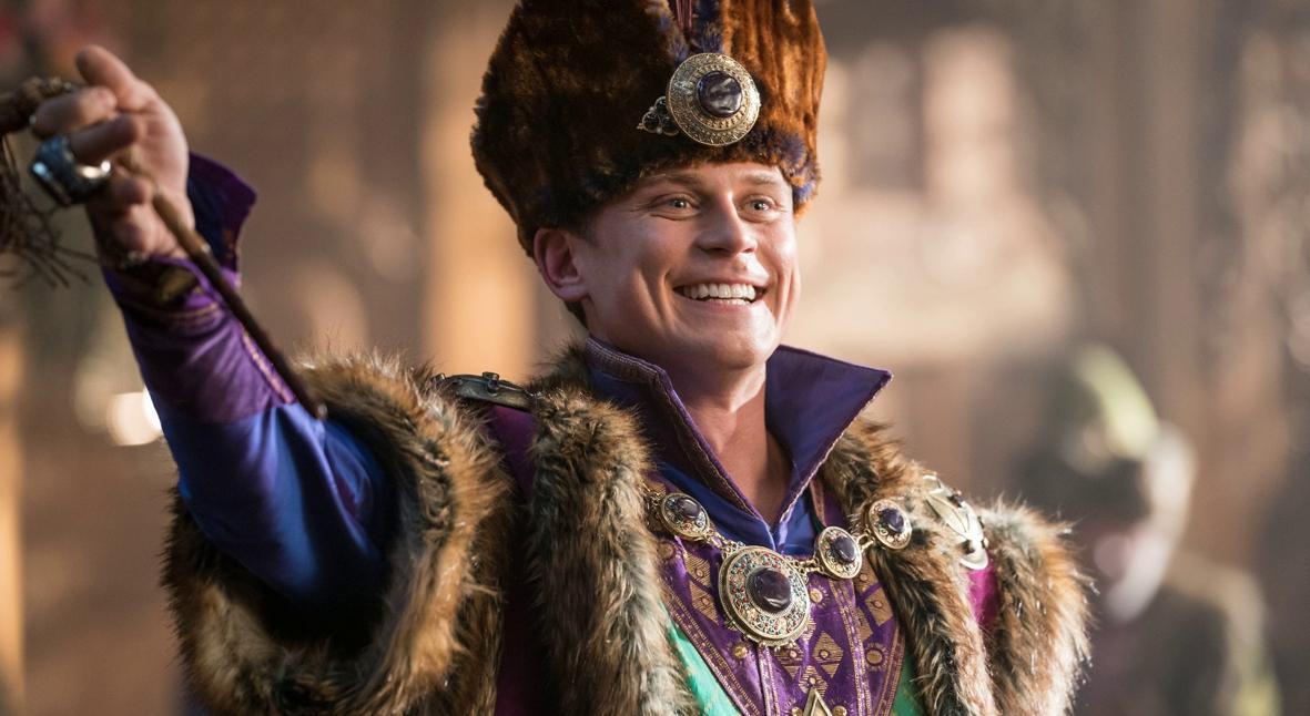 Salt: главное здесь, остальное по вкусу - Новость о спин-оффе «Аладдина» про принца Андерса возмутила общественность