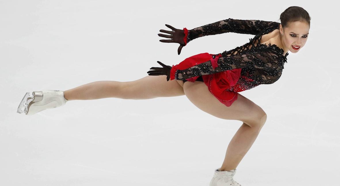 Salt: главное здесь, остальное по вкусу - Травма ноги: Алина Загитова снялась с показательных выступлений в финале Гран-при