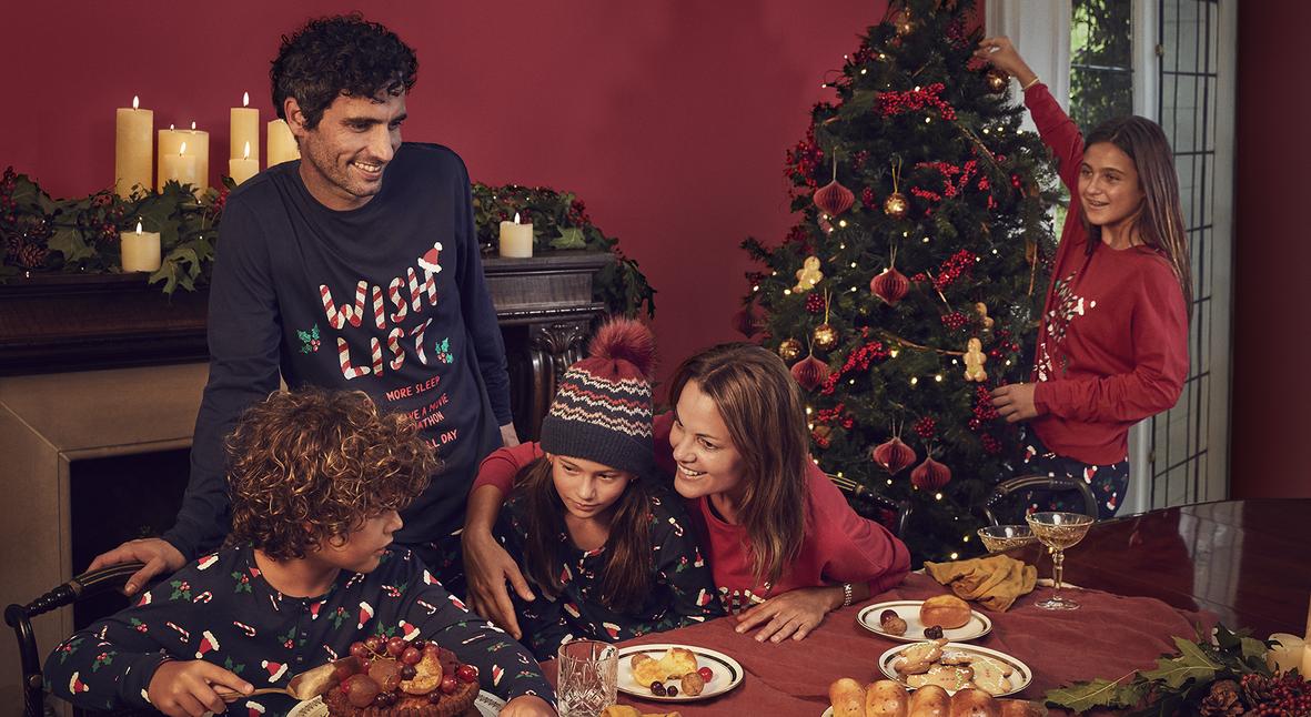 Salt: главное здесь, остальное по вкусу - Пижамы и подарки: Women'secret представили рождественскую коллекцию для всей семьи