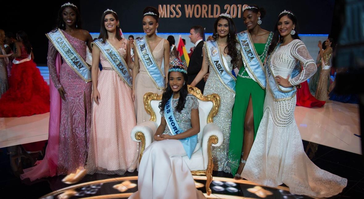 Salt: главное здесь, остальное по вкусу - На конкурсе «Мисс мира 2019» победила представительница Ямайки