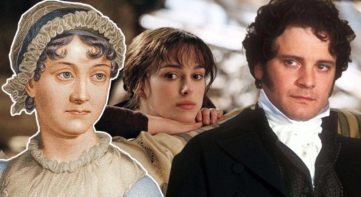 Salt: главное здесь, остальное по вкусу - Гордость, предубеждение, разум и чувства: ко дню рождения Джейн Остин вспоминаем лучшие экранизации ее романов