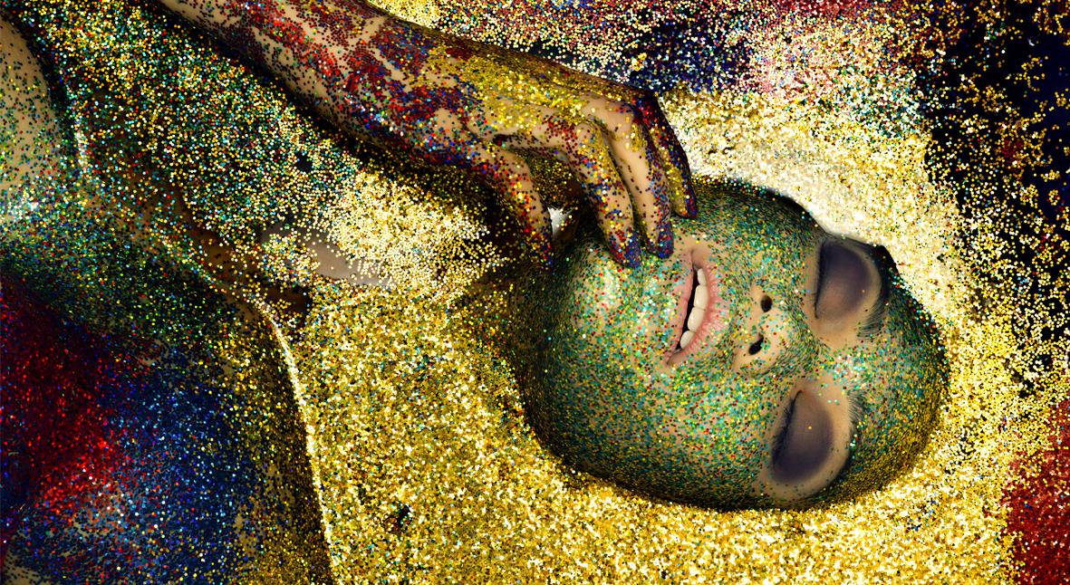 Salt: главное здесь, остальное по вкусу - Больше глиттера богу глиттера: все, что нужно знать о сияющем макияже