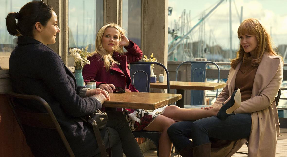 Salt: главное здесь, остальное по вкусу - «Большая маленькая ложь»: трейлер и дата премьеры второго сезона