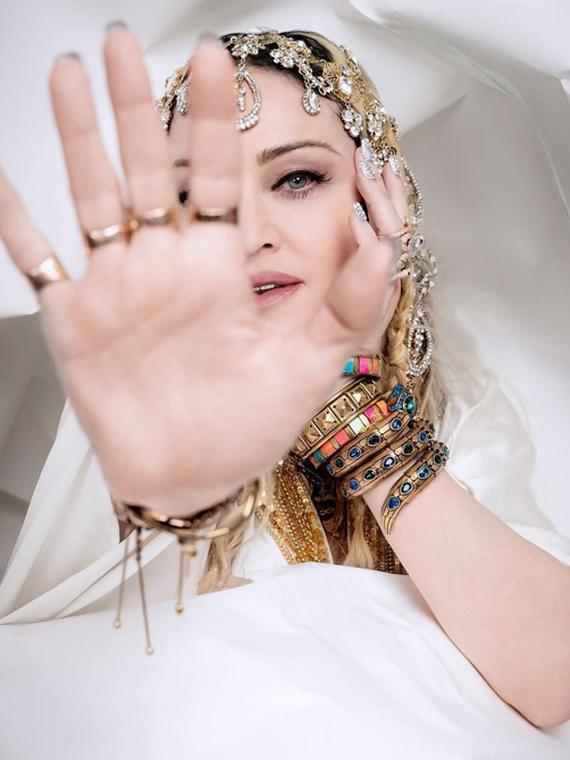 Salt: главное здесь, остальное по вкусу - Мадонна анонсировала новый альбом Madame X