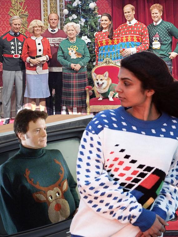 Salt: главное здесь, остальное по вкусу - Ugly sweater: как рождественский свитер превратился в уродливый и стал символом Рождества