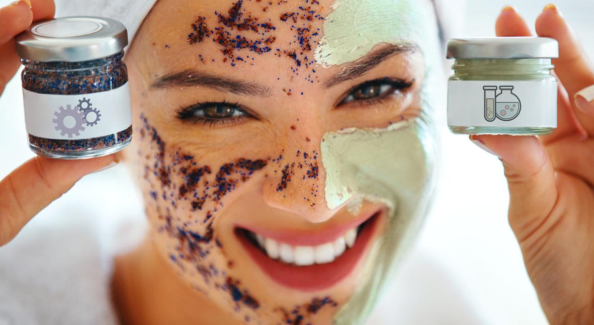 Salt: главное здесь, остальное по вкусу - Обновление кожи: как работают скрабы, пилинги и другие отшелушивающие средства