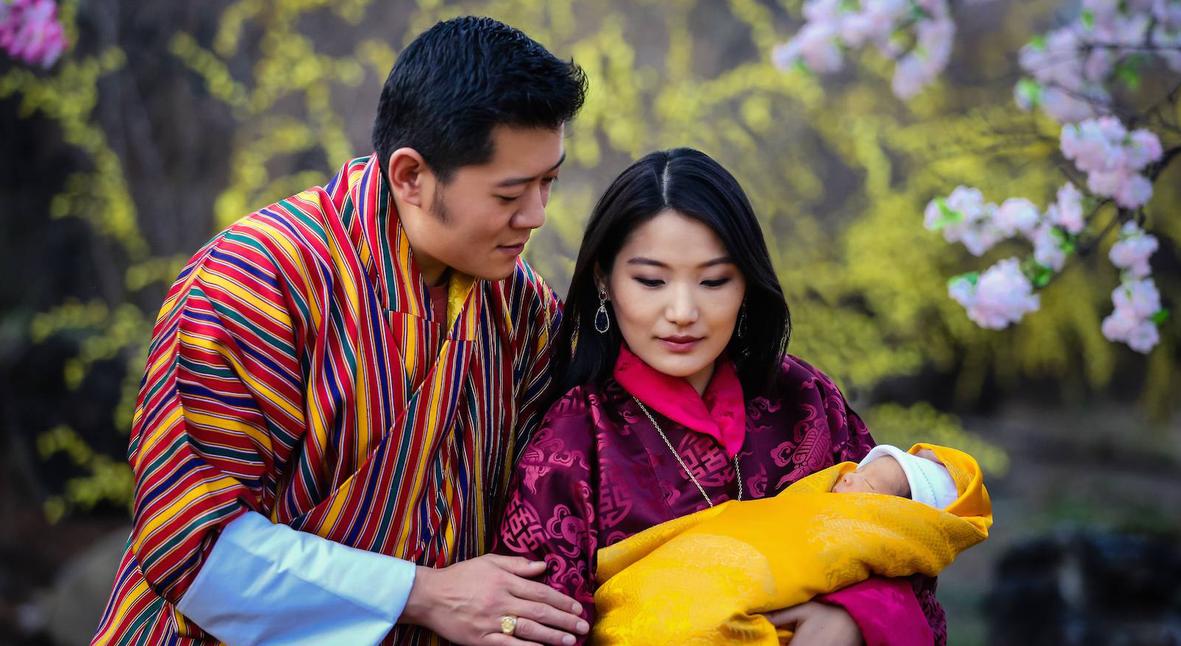 Salt: главное здесь, остальное по вкусу - Король и королева Бутана вновь станут родителями
