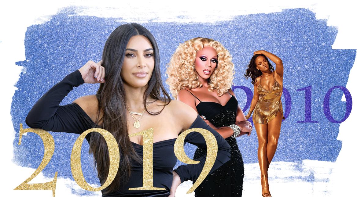 Salt: главное здесь, остальное по вкусу - Бьюти-итоги: главные тренды, мемы и запуски индустрии красоты за последние 10 лет