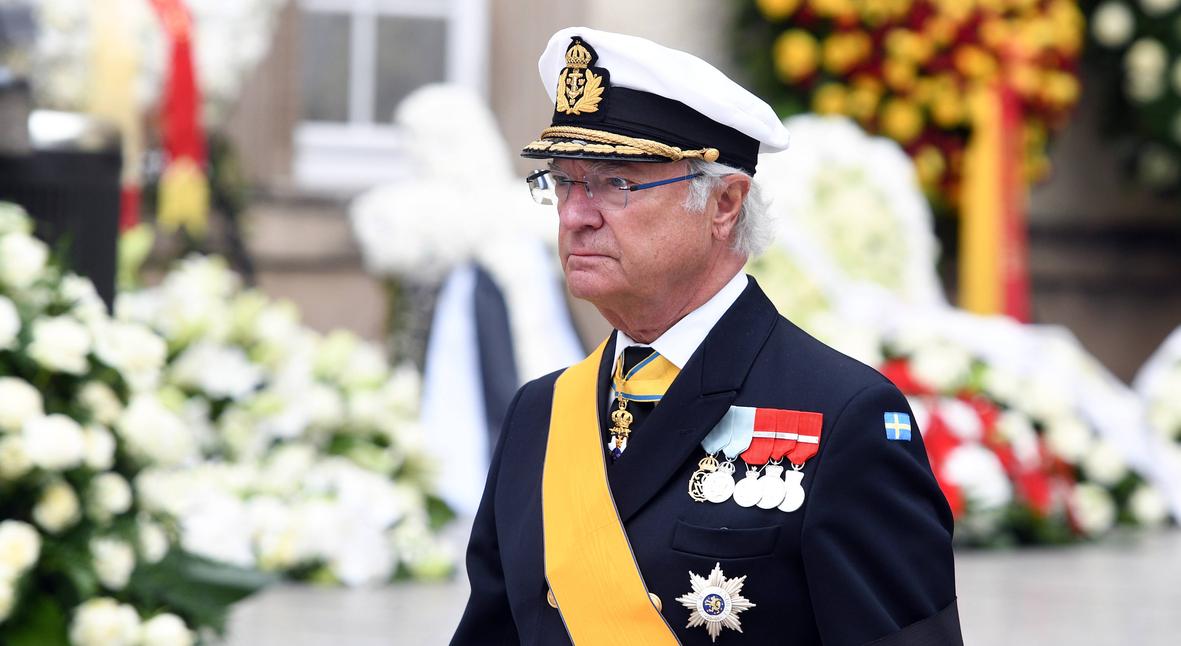 Salt: главное здесь, остальное по вкусу - Король Швеции объяснил, почему лишил своих пятерых внуков права на престол