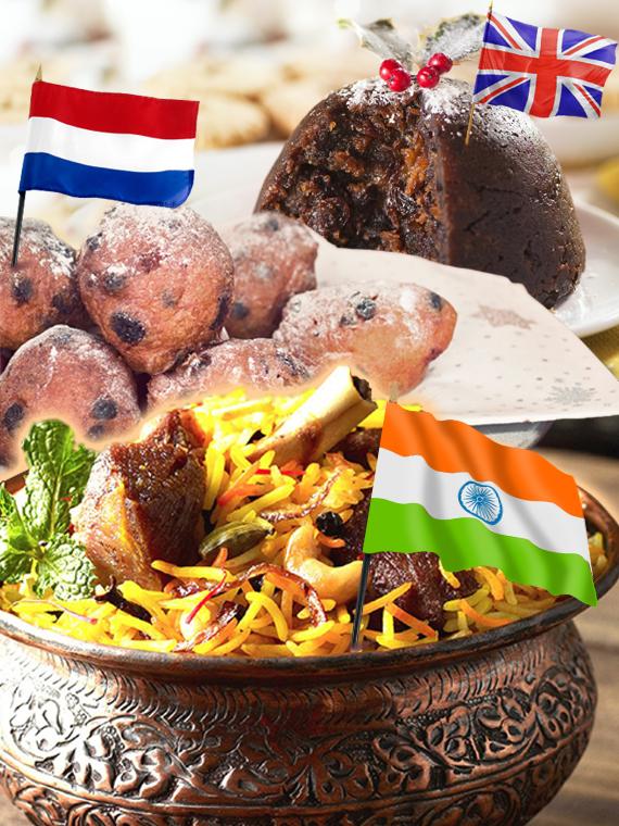 Salt: главное здесь, остальное по вкусу - Не оливье единым: самые необычные новогодние блюда из Англии, Японии, Исландии и других стран мира