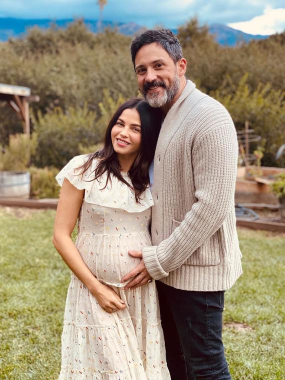 Salt: главное здесь, остальное по вкусу - «Невероятно горжусь»: Стив Кази показал новые фото беременной Дженны Дуан