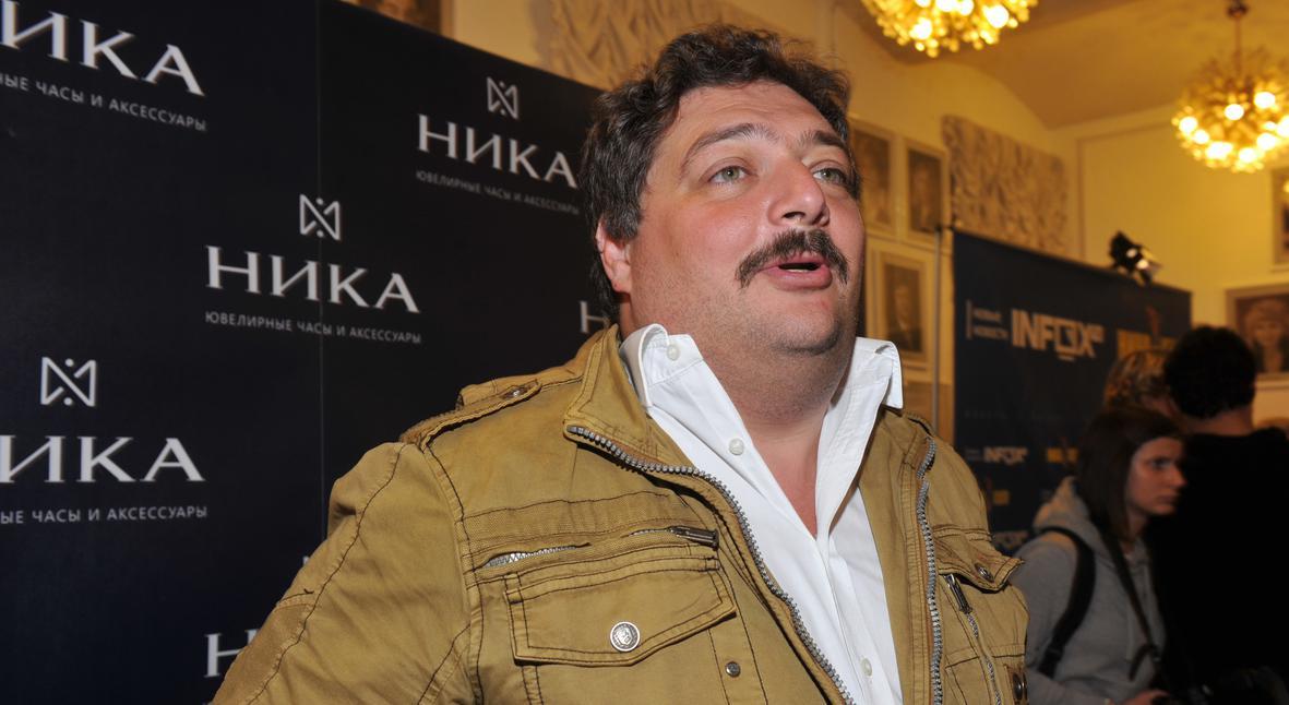 Salt: главное здесь, остальное по вкусу - СМИ: у Дмитрия Быкова диагностировали инфаркт головного мозга