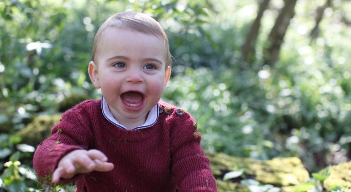 Salt: главное здесь, остальное по вкусу - Принцу Луи исполнился год — Кейт Миддлтон сама сделала фото младшего сына