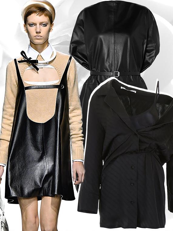 Salt: главное здесь, остальное по вкусу - Черное платье как искусство: 9 необычных моделей для любого повода