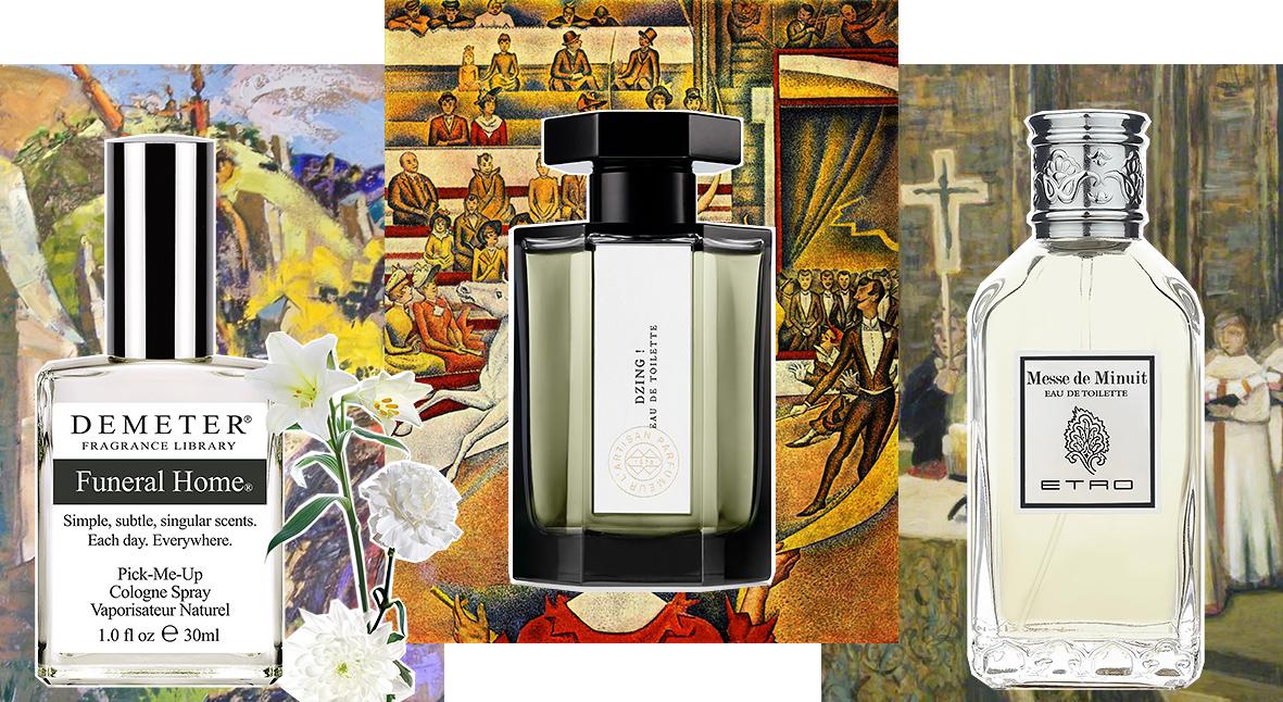 Salt: главное здесь, остальное по вкусу - Запах цирка и автосервиса: 7 нескучных ароматов для тех, кому надоели розы и мимозы