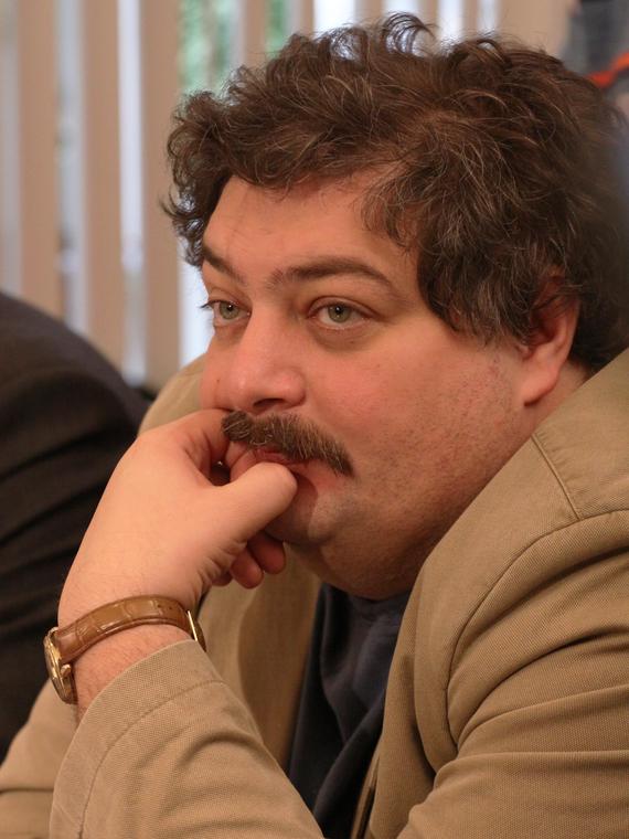 Salt: главное здесь, остальное по вкусу - «Это было отравление»: Дмитрий Быков о своей госпитализации