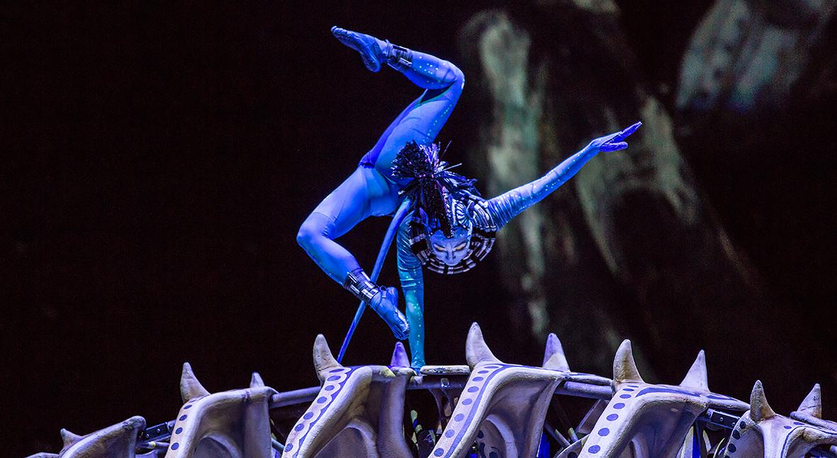 Salt: главное здесь, остальное по вкусу - Того стоит: новое шоу Cirque du Soleil