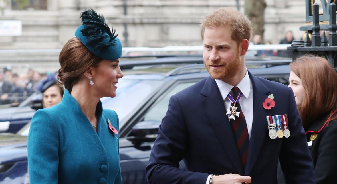 Salt: главное здесь, остальное по вкусу - Кейт Миддлтон и принц Гарри посетили службу в Вестминстерском аббатстве