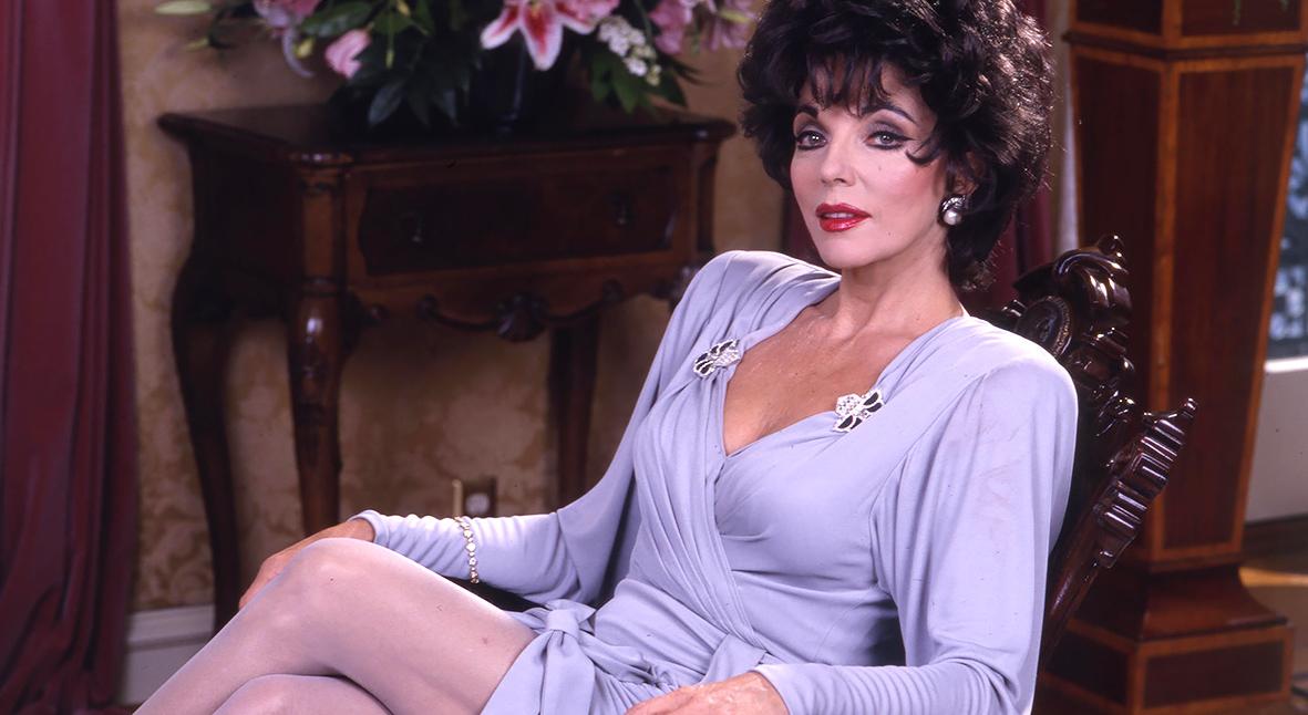 Salt: главное здесь, остальное по вкусу - Из 80-х с любовью: ностальгический инстаграм с нарядами Джоан Коллинз из сериала «Династия»