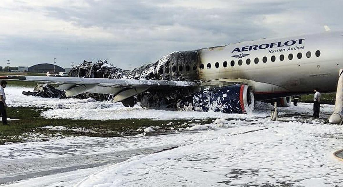 Salt: главное здесь, остальное по вкусу - «Аэрофлот» опубликовал полный список пассажиров сгоревшего «Суперджета»