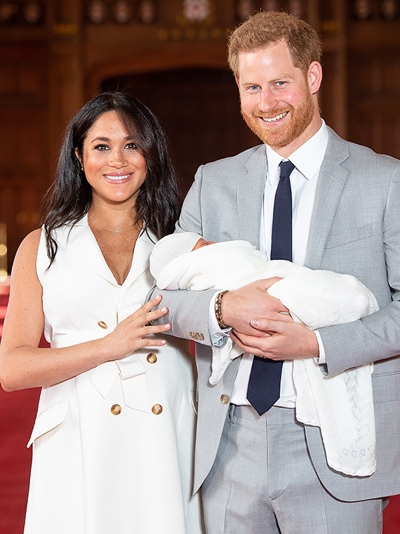 Salt: главное здесь, остальное по вкусу - Юный герцог: все, что мы (пока) знаем о сыне принца Гарри и Меган Маркл