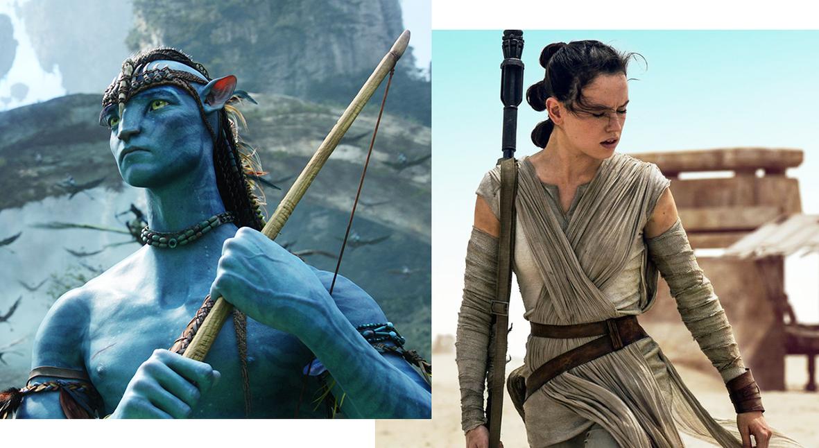 Salt: главное здесь, остальное по вкусу - Disney перенес сиквелы «Аватара» и анонсировал новые «Звездные войны»