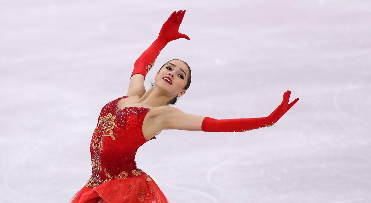 Salt: главное здесь, остальное по вкусу - Алина Загитова заняла первое место в рейтинге лучших фигуристок мира